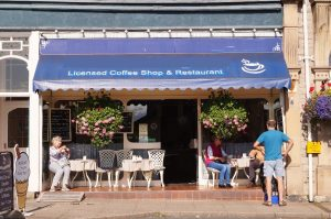LIC. CAFE & TEA ROOM – Grange Over Sands