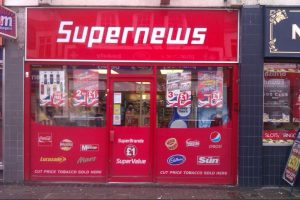 NEWSAGENTS – Wallasey, Wirral