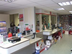 MODERN FITTED POST OFFICE & CARDS, Etc – Eastbourne, East Sussex