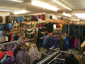 OUTDOOR CLOTHING SHOP, Coniston