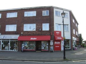 NEWSAGENTS & SELF-CONTAINED 3 BEDROOM HOME – Growing Town, E Sussex