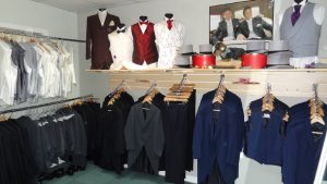 EVENT & WEDDING SUIT HIRE & DRY CLEANING