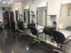Hair & Beauty Salon with Residential & Garage Income Hounslow