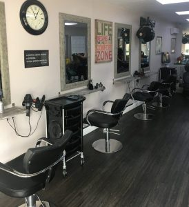 UNISEX HAIR SALON NEAR PORTSMOUTH