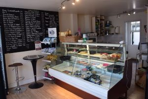 THRIVING SANDWICH BAR – Sought-After Area of Brighton, East Sussex