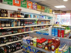 BUSY OFF LICENCE/GEN STORES – Brighton, East Sussex