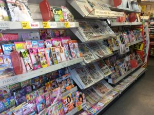 VERY BUSY NEWSAGENTS – Liverpool