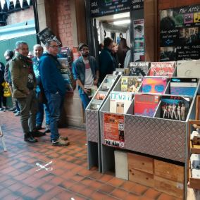 Independent Record Store – Ashby-De-La-Zouch, Leicestershire
