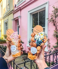 Ice-Cream Parlour – Notting Hill