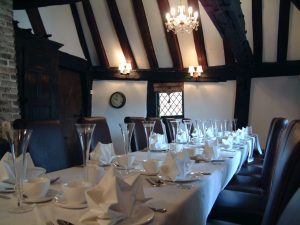 CHARMING TRADITIONAL TEAROOMS & 2/3 BED HOME – Rye, East Sussex
