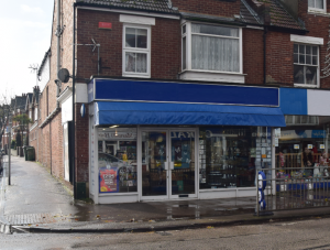 Spacious Newsagents – Folkestone, Kent