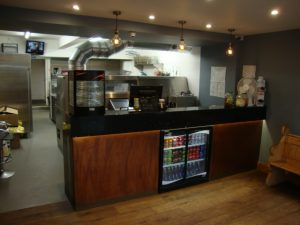 FANTASTIC TOTALLY RENOVATED & SUPERBLY EQUIPPED FISH & CHIP SHOP WITH A 2 BEDROOM FLAT ABOVE, SET IN A BUSY SOUGHT-AFTER VILLAGE IN EAST SUSSEX